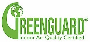 Hunter Douglas Duette Architella Honeycomb Shades have been certified as safe for Children and Schools and for indoor air quality by the Greenguard Environmental Institute. Click here for more information.